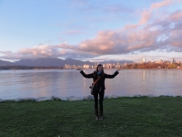 forced perspective Vancouver