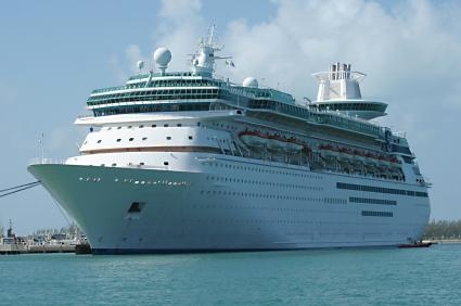 cruise ship tourism and the environment