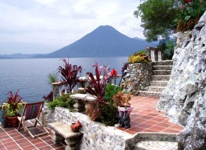 La Casa Del Mundo, Lake Atitlan Guatemala