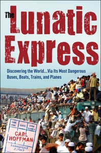 The Lunatic Express book cover