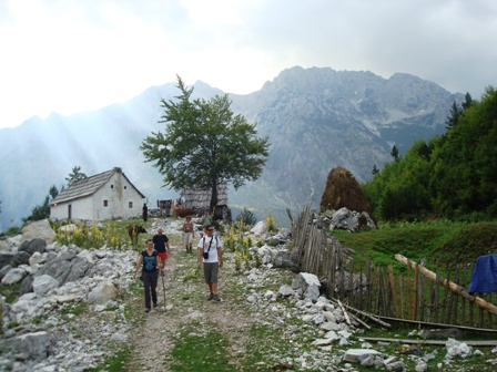 Rugged Albanian north open to tourism