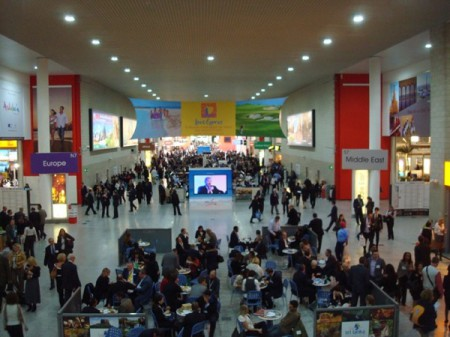 The World Travel Market 2010
