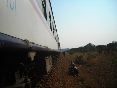 train from tanzania to zambia
