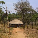 Visit my Sister at her Hut in a Zambian Village