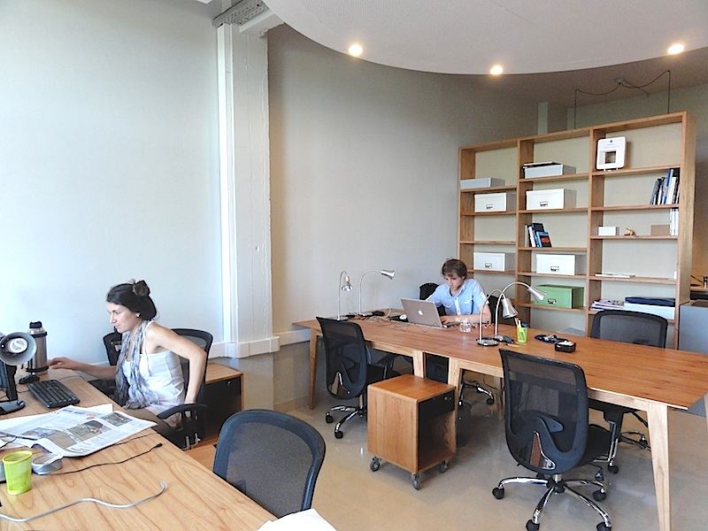 my coworkers at cespedes coworking buenos aires