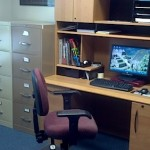 My New Desk at Southwind Adventures