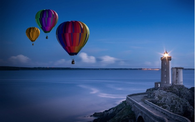 Top Destinations To Go Hot Air Ballooning In The World
